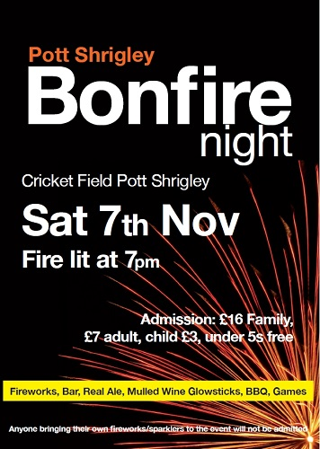 15' Bonfire Leaflet
