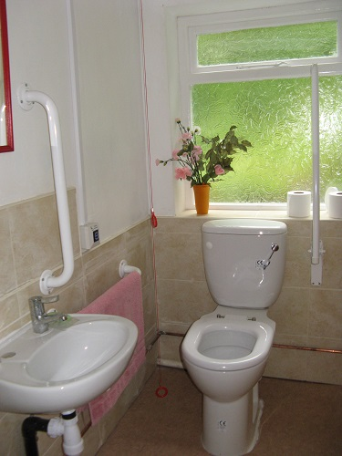 New Ladies & Disabled Toilet